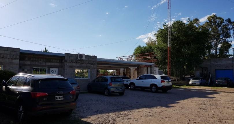 Galpones Calle Córdoba.