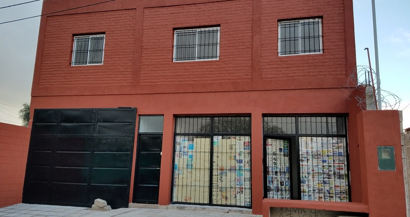 Local Comercial + Departamentos 1 y 2 dorm. Marcelino Poblet 1026